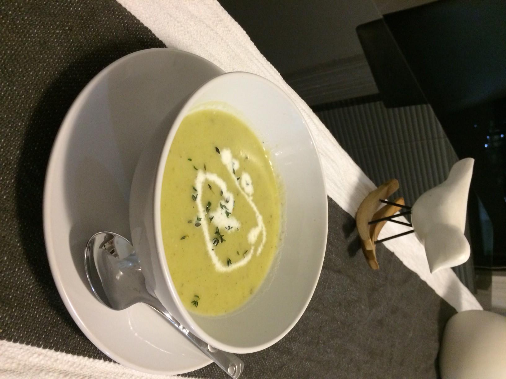 Potato Leek Soup 7
