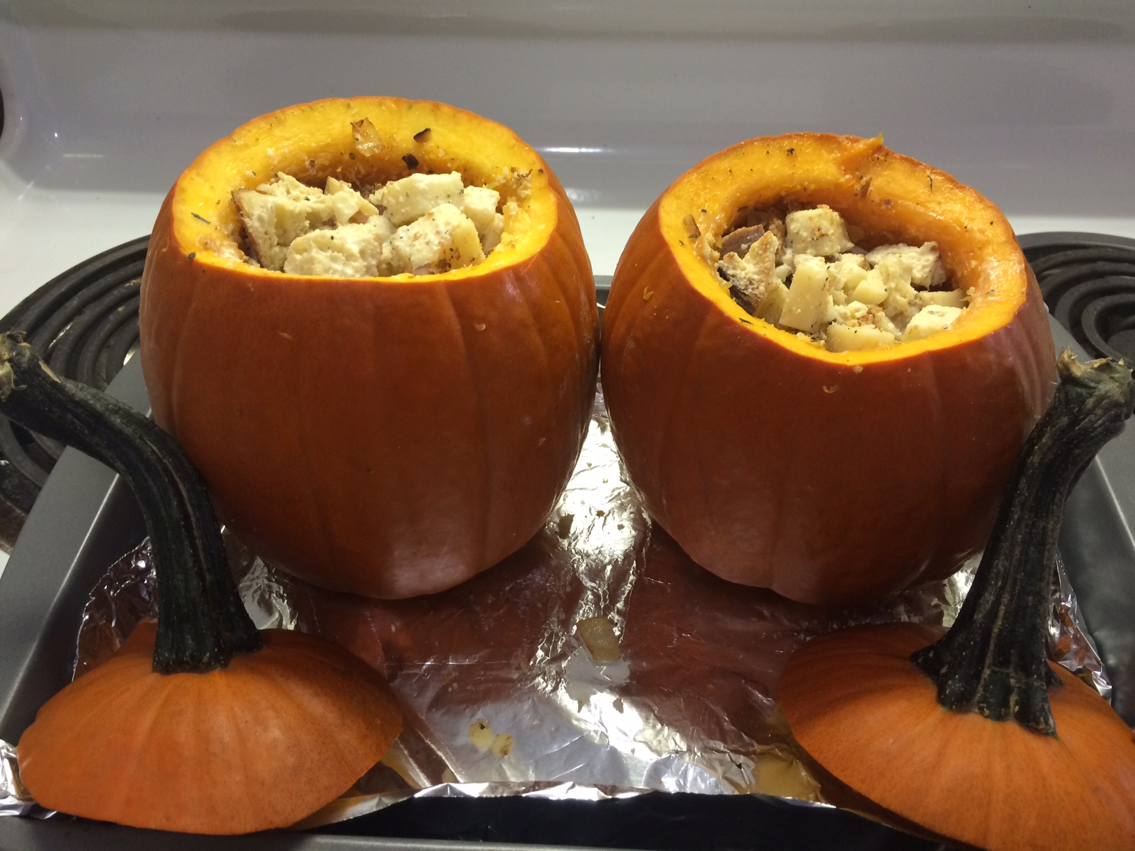 Stuffed Pumpkin 5