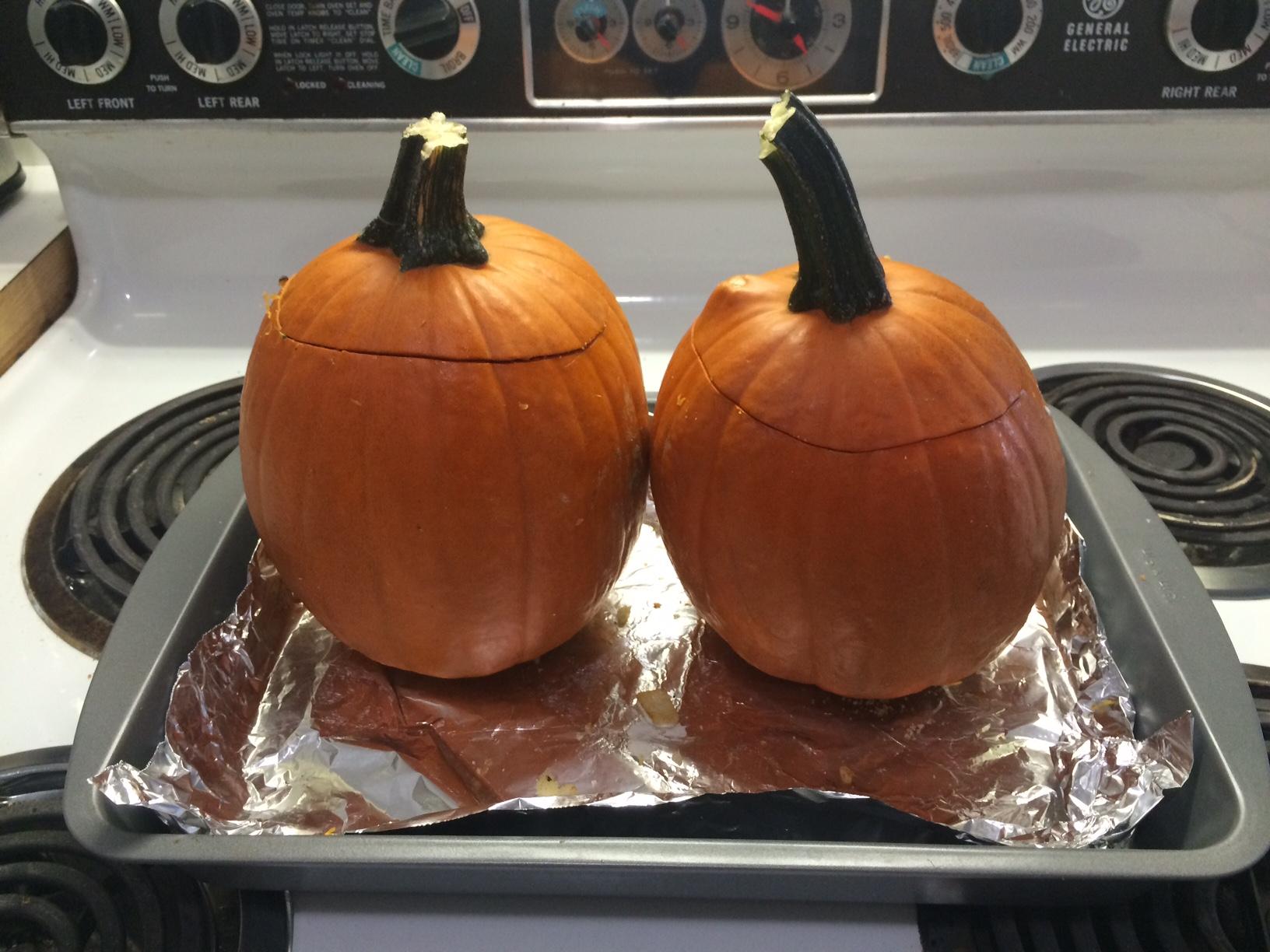 Stuffed Pumpkin 6