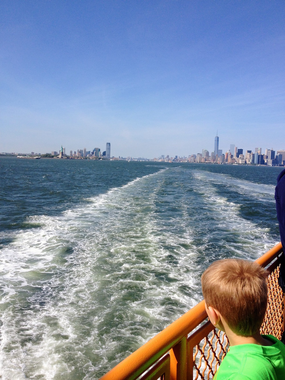 Statue of Liberty, Staten Island Ferry, New York City.jpg