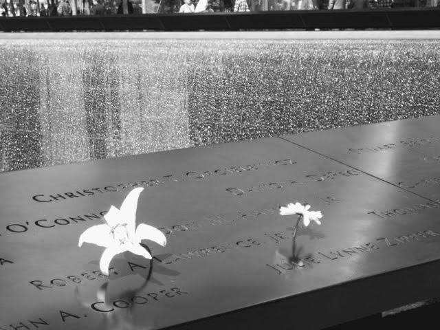 World Trade Center Memorial Garden, New York City.jpg