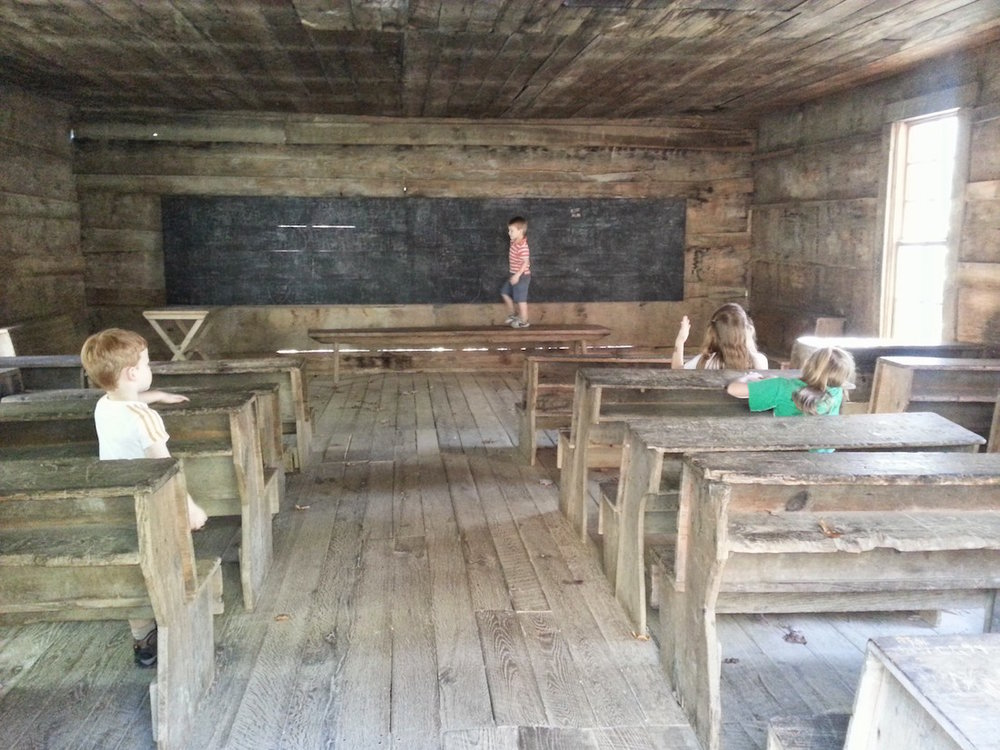 Greenbrier Schoolhouse