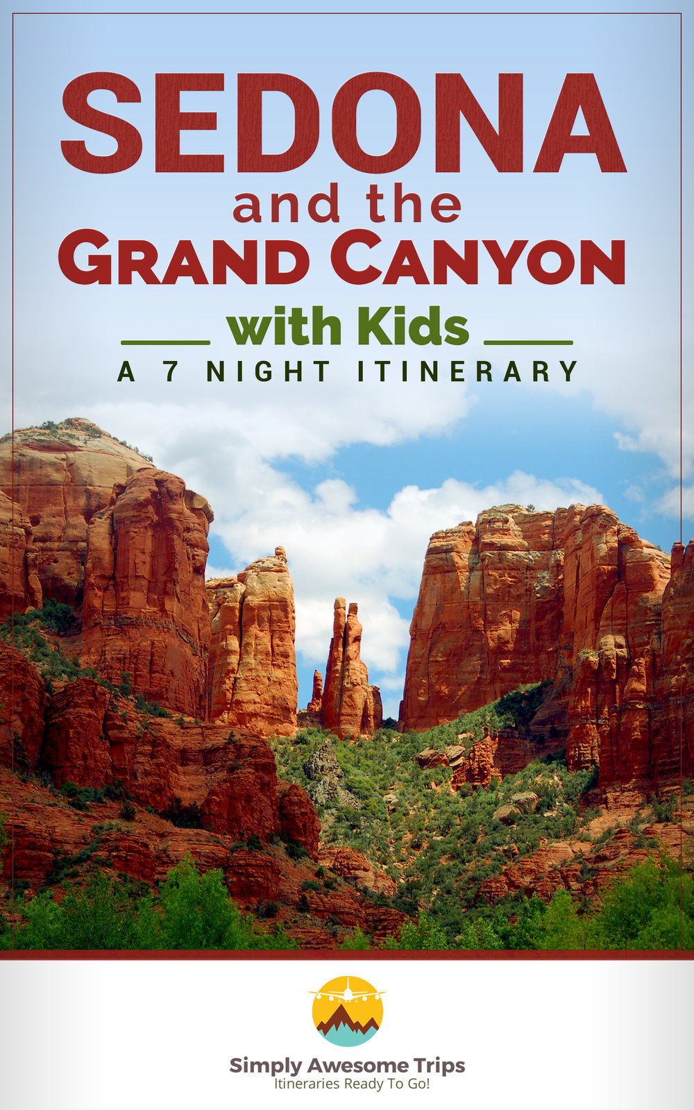 Sedona and the Grand Canyon