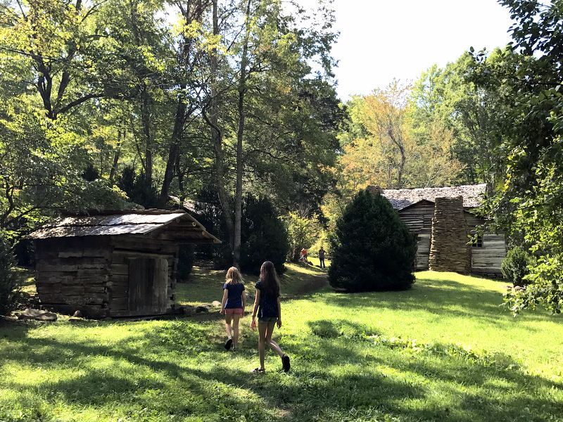 Walker Sisters Homestead