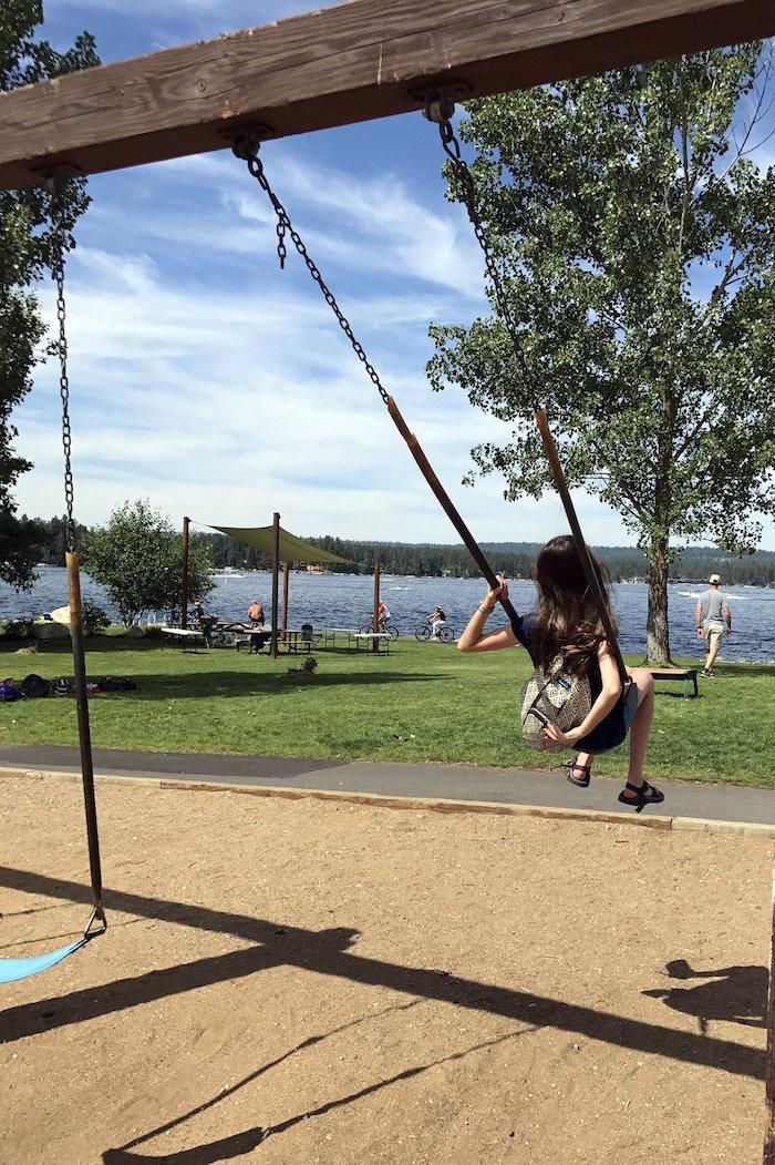 Browns Park Playground