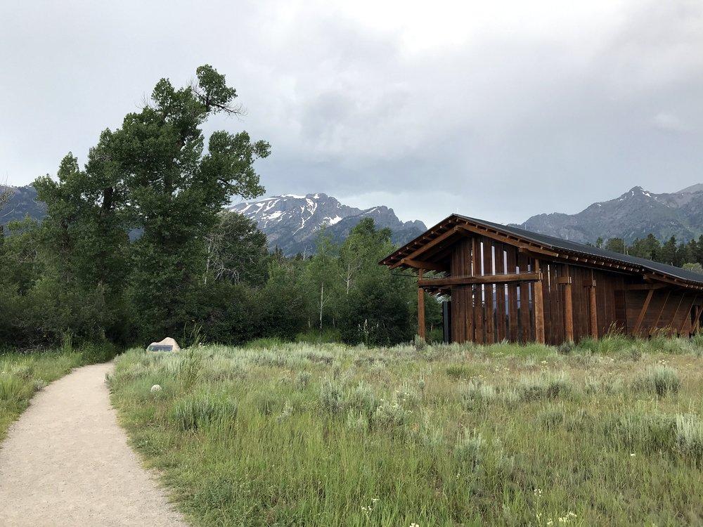 Laurance S. Rockefeller Preserve Visitor Center
