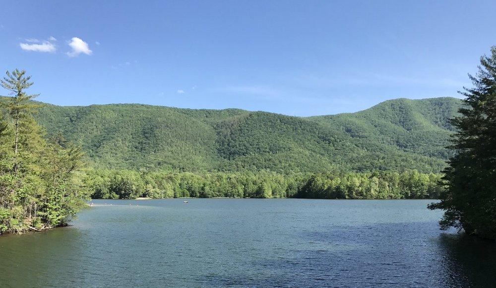 Indian Boundary Lake