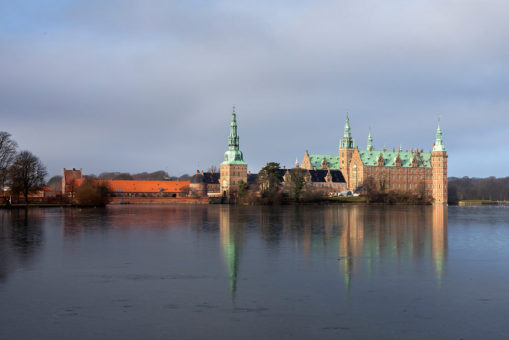 Frederiksborg Castle. Hillerød, Denmark. 2017
