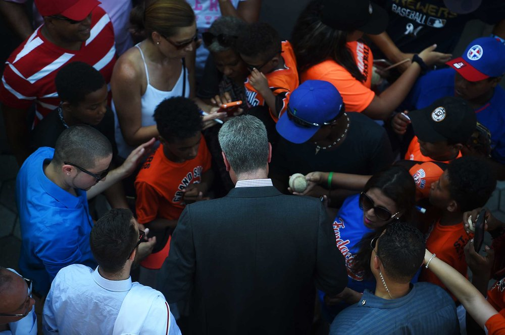 Autograph Circle. Bronx, New York.
