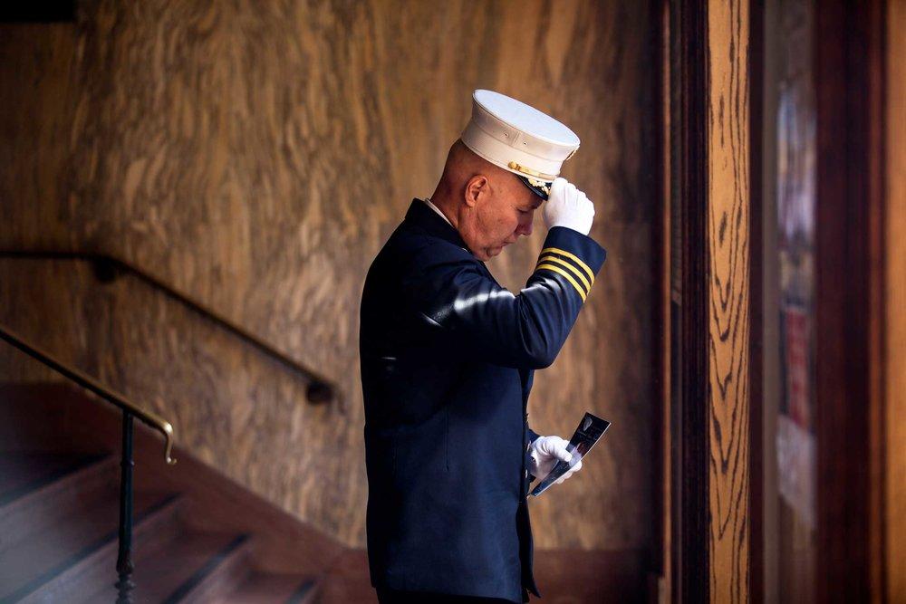 American service members.