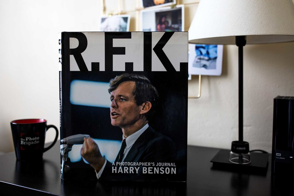 R.F.K.: A Photographer's Journal Harry Benson