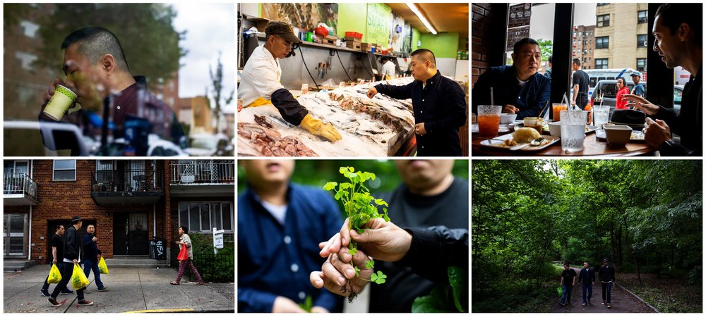 The New York Times  Sunday Routine:    How Jimmy Lau, Restaurateur and Chef, Spends His Sundays.