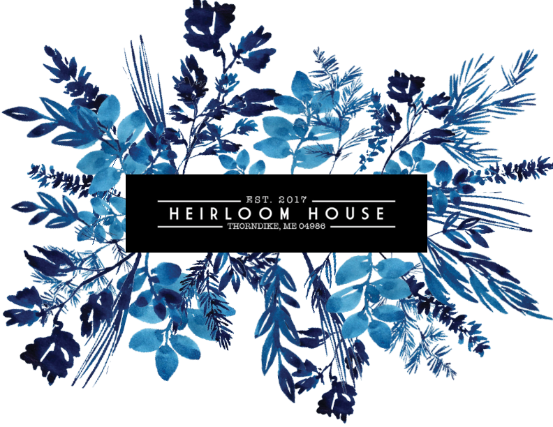 HEIRLOOM HOUSE 2017 Indigo Logo