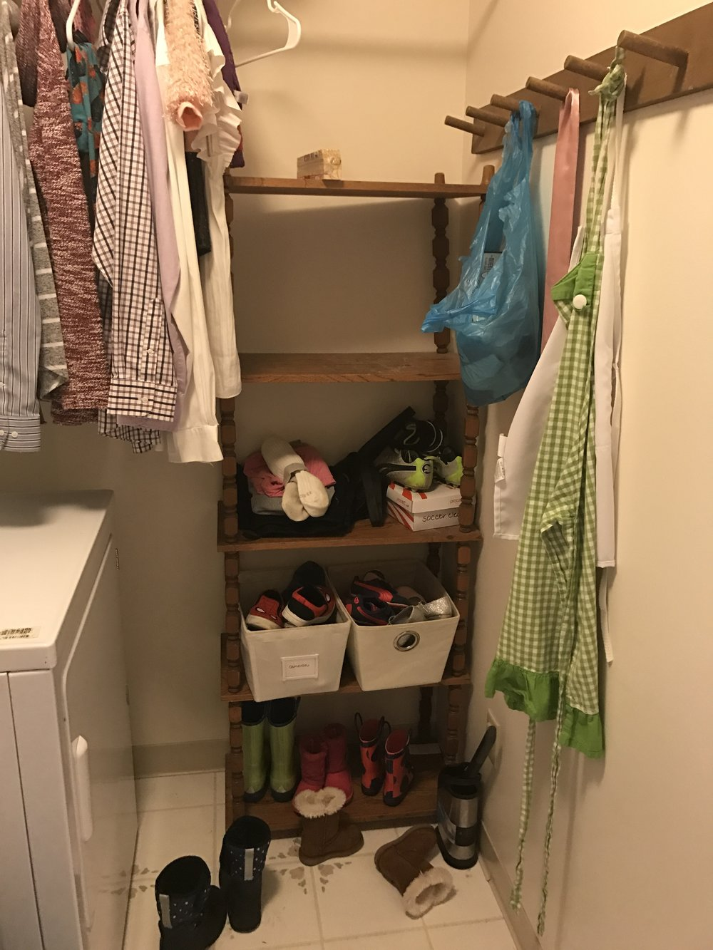 Old laundry room. In need of help.