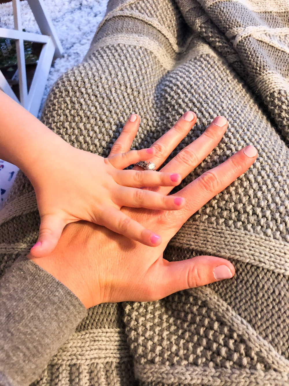 surviving 3 year old hands