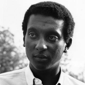 Kwame Ture (formely Stokley Carmichael)
