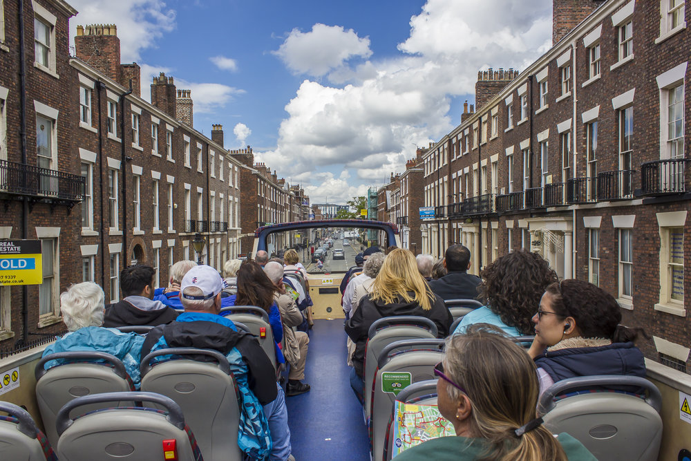 Multiligual City Tour - Our primary hop-on-hop-off service, running every 30 minutes and even more frequent in the summer. Available in English, German, French, Spanish, Italian and Mandarin.