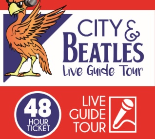City&Beatles Tour Times - The City&Beatles Tour is a highlights tour that launched in April 2017. Due to its success, it has continued at 11am in the Winter on weekdays and includes the City Tour in the price so you can Hop on-Hop off at your leisure. On Saturday and Sunday it will run at 11am, 1pm and 3pm. Until April, when it will run every 11am,1pm and 3pm every day throughout the summer