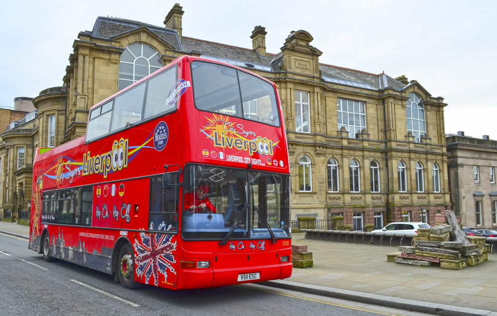 Bus Hire - Our open top buses range from 59 seats to 72 seats. All of these vehicles are kept to the highest safety standards and cleanliness standards as they are used daily on our tours.