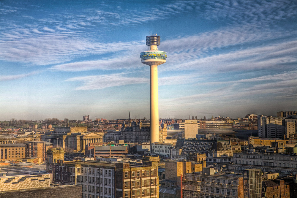 St John Beacon (Radio City Tower) - Upon purchase of your ticket you receive discount up the St Johns Beacon where you will see panoramic views of the whole of the city region. On clear days you can also see the Welsh mountains! Ask our drivers for more information.