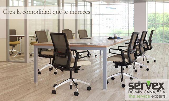 Comunicate con nosotros al 809 922 3131 💚 #servex #servexdominicana #theserviceexperts #design #novochair #sitonit