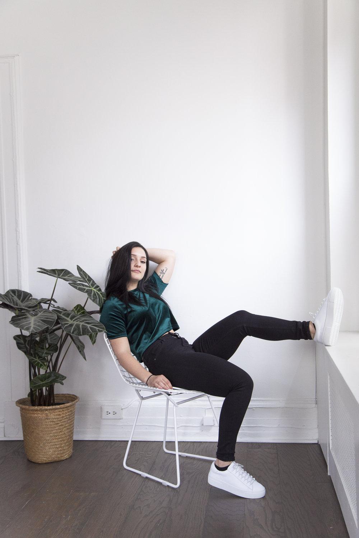 Maggie Cumetti : athlète d'haltérophilie