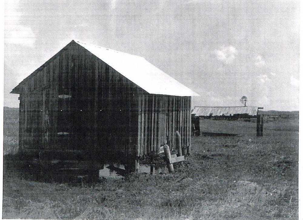 Pat Dunn's Novillo cabin