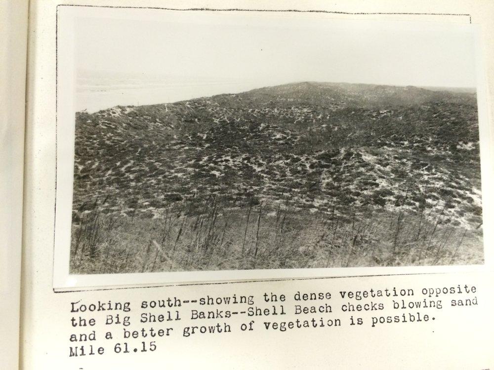 Big Shell, 1938.