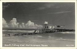 South Fishing Pier, Port Aransas