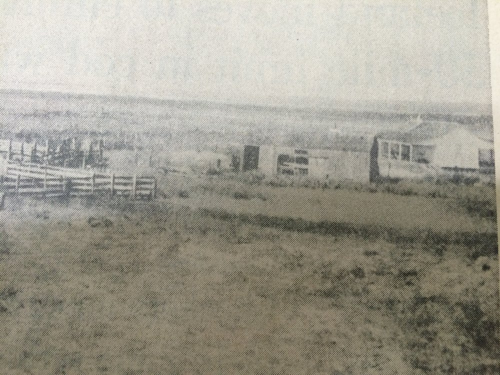 The Pat Dunn Original Dunn Ranch house still stands today near Packery Channel.