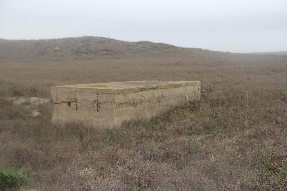 WWII Coast Watch Patrol Bunker