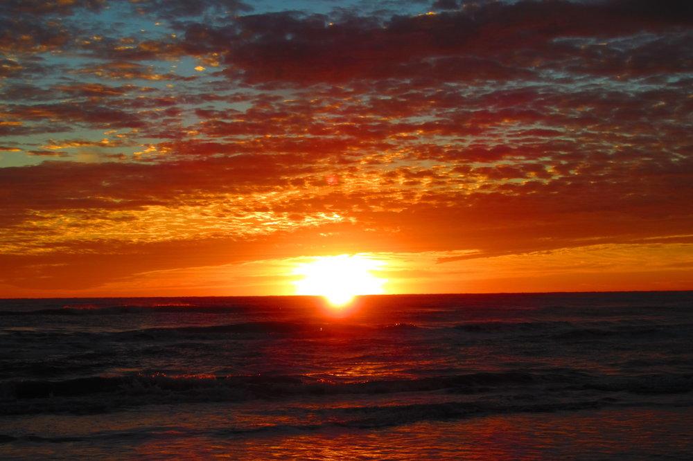 Wintertime Sunrise