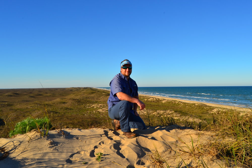 Black Drum, Redfish, Pompano, Whiting, Sheepshead, Bull Reds, Beachcombing, Shelling. - Padre Island National Seashore