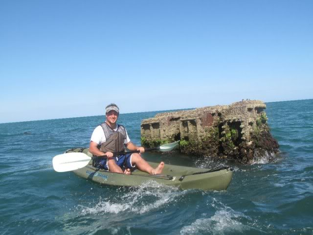Daytripping on PINS, S.S. Nicarauga pictures - Padre Island National Seashore