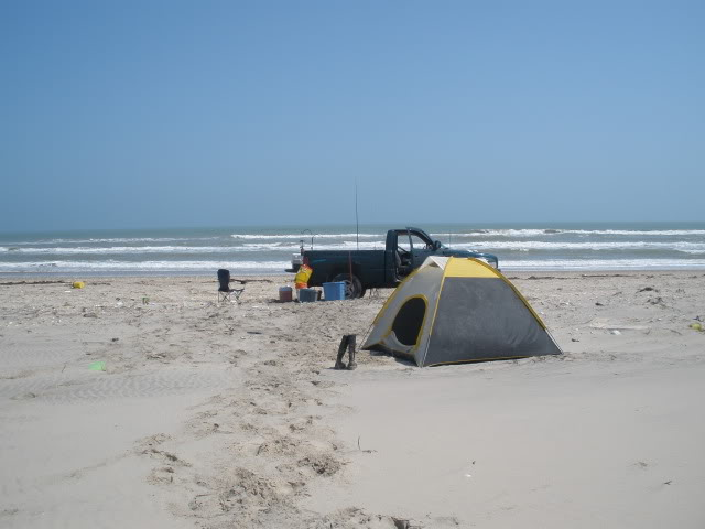 Camping down Island, 2007