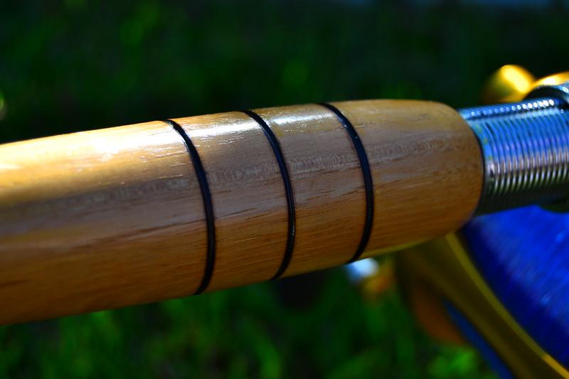 Original ash wood uni butts.