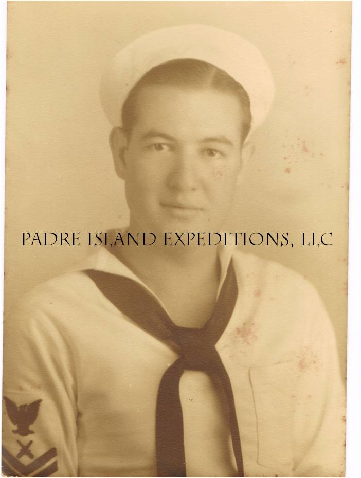 Ralph in 1942, freshly joined up into the navy.