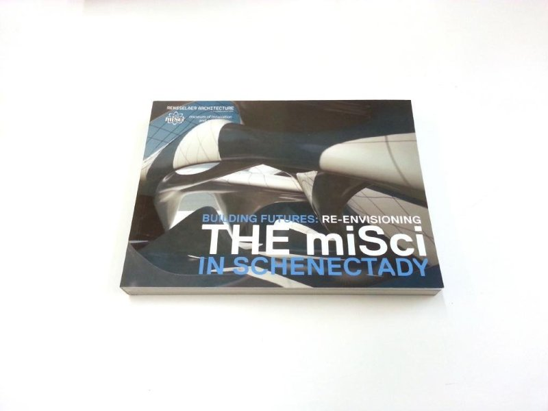 The miSci(Museum of Innovation and Science) Book