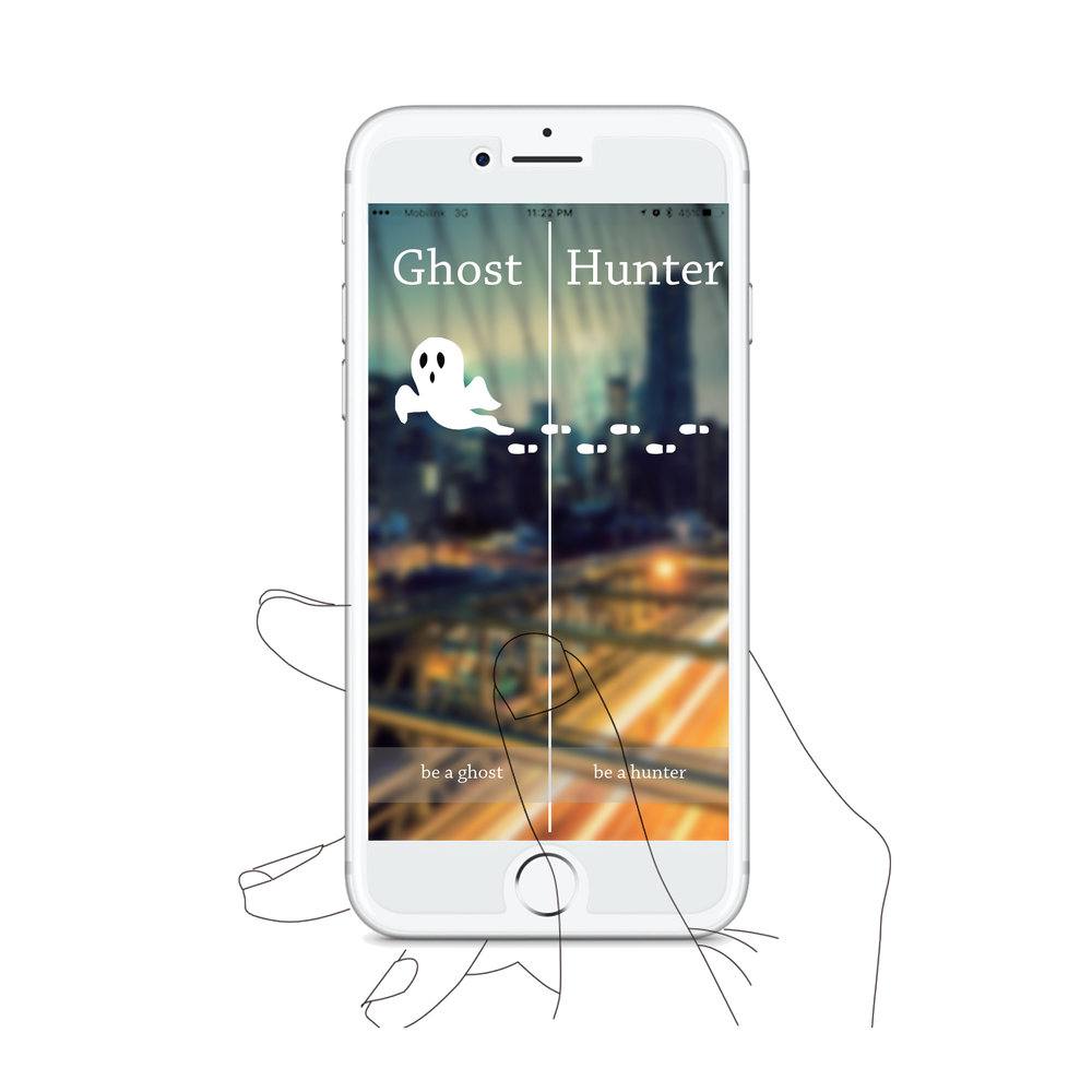 App: Ghost Hunter