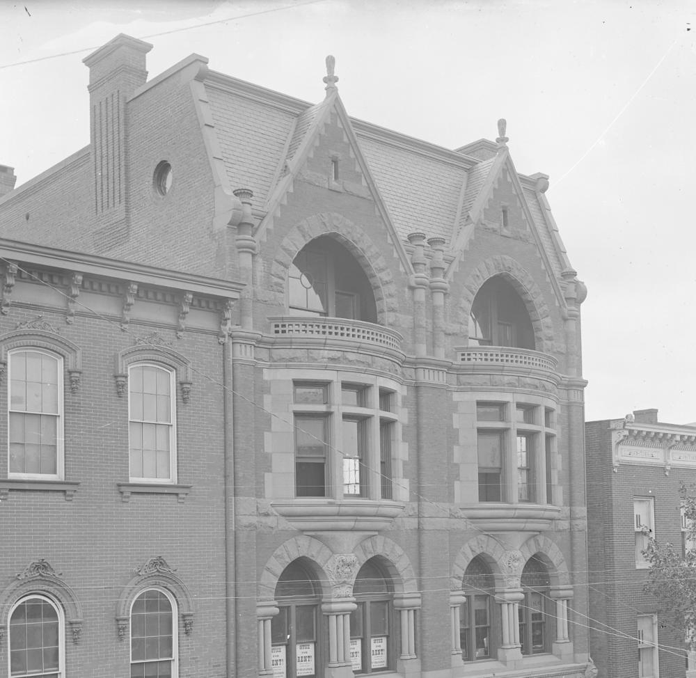 Original building 1844-1924