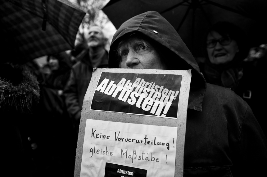 Ostermarsch in Berlin