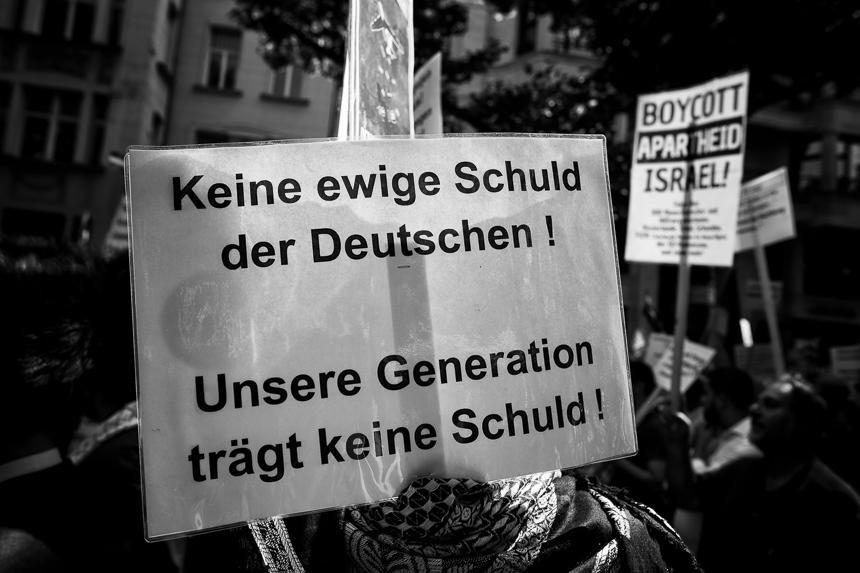 Kudstag Marsch in Berlin