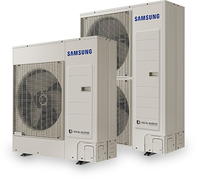 Samsung GEN5 Air Source Heat Pump Range