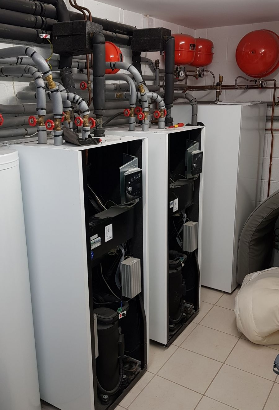 IVT Ground Source Heat Pump Service