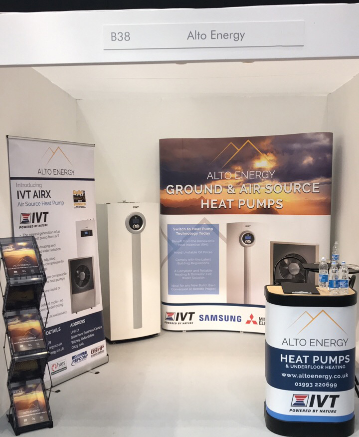 Alto Energy at Grand Designs Live