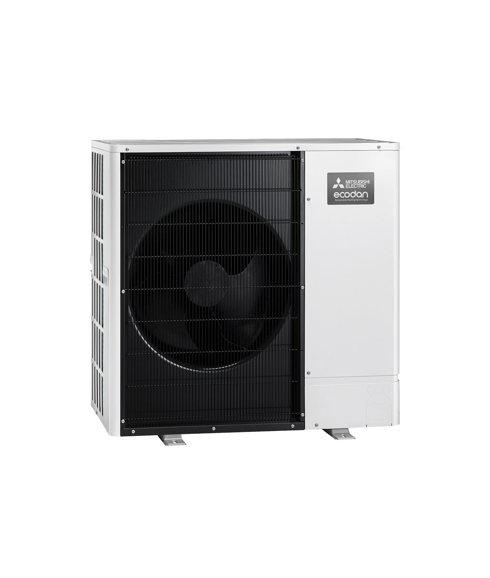 Mitsubishi Ecodan Ultra Quiet 8.5kW Air Source Heat Pump - 2019