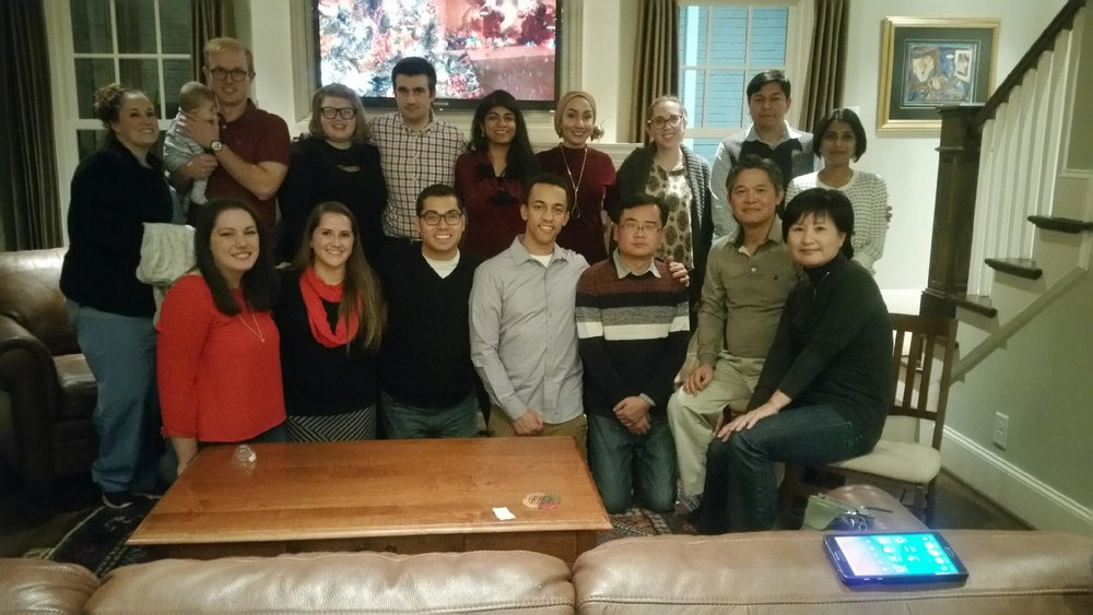 Jo Lab Holiday Party 2016