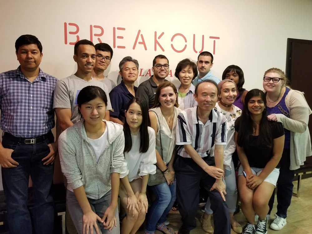 Breakout Atlanta- Lab Retreat 2017