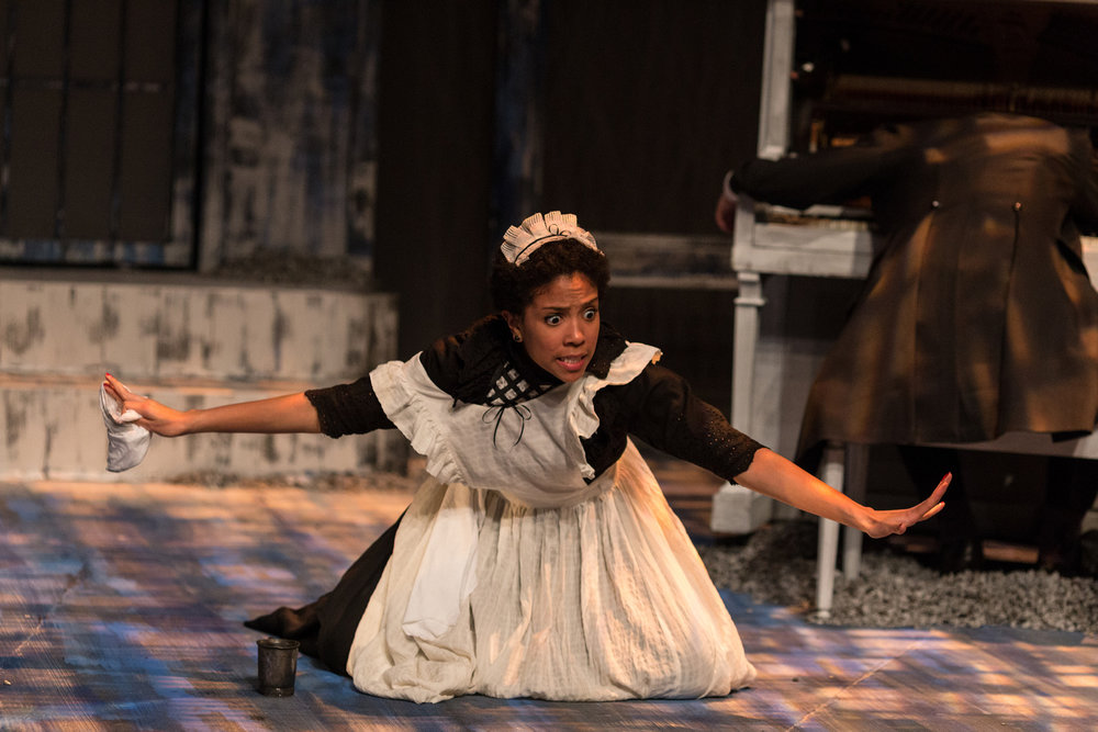 Dunyasha  |   Cherry Orchard   Photo by Jim Carmody