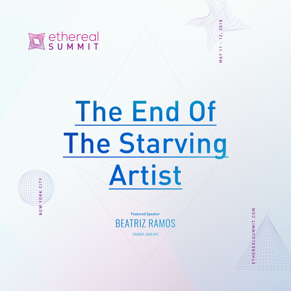 The End of the Starving Artist